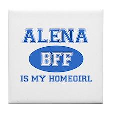 Alena BFF designs Tile Coaster