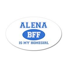 Alena BFF designs Wall Decal