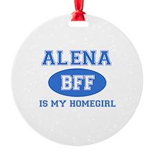 Alena BFF designs Ornament