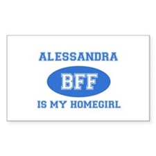 Alessandra BFF designs Decal