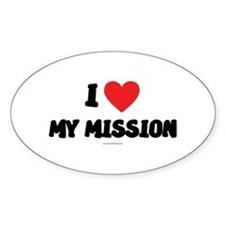 I Love My Mission - LDS Clothing - LDS T-Shirts St