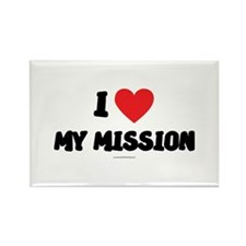 I Love My Mission - LDS Clothing - LDS T-Shirts Re