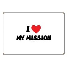 I Love My Mission - LDS Clothing - LDS T-Shirts Ba
