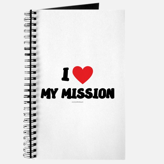 I Love My Mission - LDS Clothing - LDS T-Shirts Jo