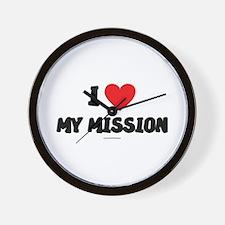 I Love My Mission - LDS Clothing - LDS T-Shirts Wa