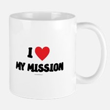 I Love My Mission - LDS Clothing - LDS T-Shirts Mu