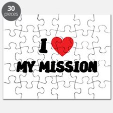 I Love My Mission - LDS Clothing - LDS T-Shirts Pu