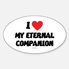 I Love My Eternal Companion - LDS Clothing - LDS S