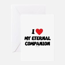 I Love My Eternal Companion - LDS Clothing - LDS G