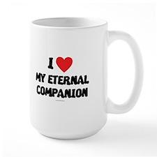 I Love My Eternal Companion - LDS Clothing - LDS M