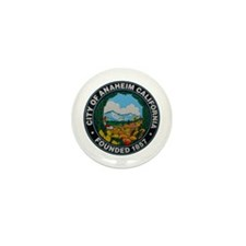 Cute Anaheim Mini Button (10 pack)