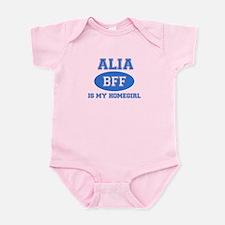 Alia BFF designs Infant Bodysuit