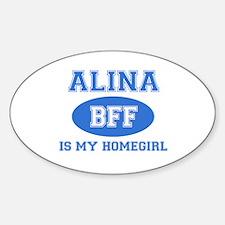 Alina BFF designs Decal