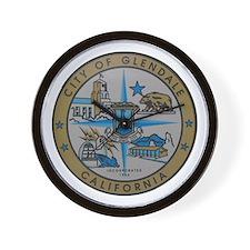 City of Glendale Wall Clock