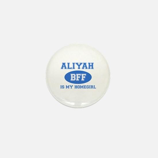 Aliyah BFF designs Mini Button