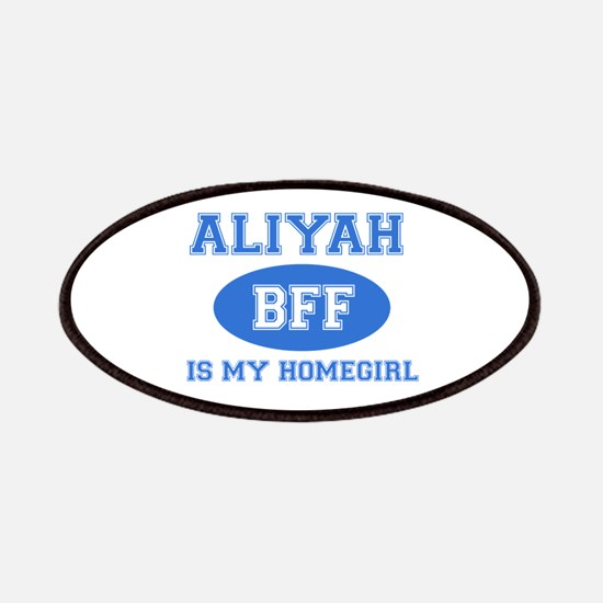 Aliyah BFF designs Patches