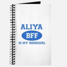 Aliya BFF designs Journal