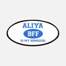 Aliya BFF designs Patches