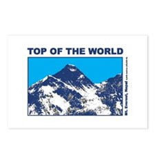 Mount Everest Printed Postcards (Package of 8)