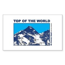 Mount Everest Printed Decal