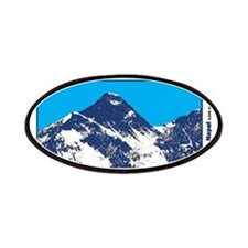 Mount Everest Printed Patches