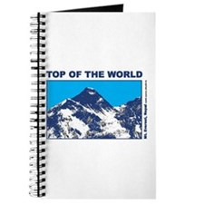 Mount Everest Printed Journal