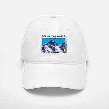 Mount Everest Printed Baseball Baseball Cap