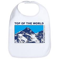Mount Everest Printed Bib