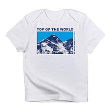 Mount Everest Printed Infant T-Shirt