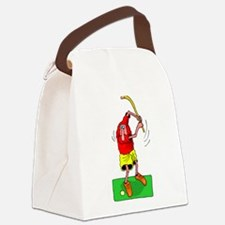 golf 2.png Canvas Lunch Bag
