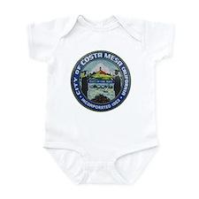 Costa Mesa - City of the Arts Infant Bodysuit