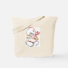 Beautiful Ganesh Tote Bag