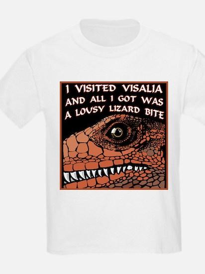 Visalia Lizard Kids T-Shirt