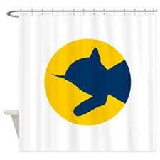 Chessie Shower Curtain