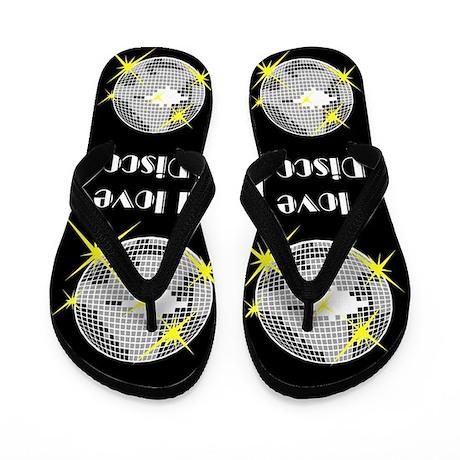 DISCO MAMA Flip Flops