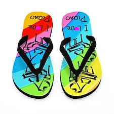 PIANIST Flip Flops