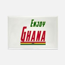 Ghana Designs Rectangle Magnet