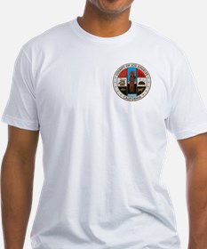 LA County Seal with Cross Shirt