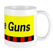 Melt the Guns Small Mug