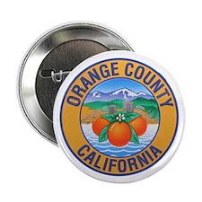 "Orange County California 2.25"" Button (10 pack)"