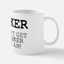 BROKER! Small Mug