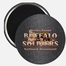 ABH Buffalo Soldiers Magnet
