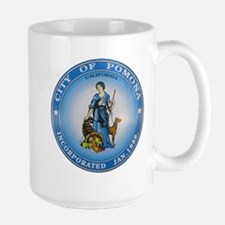 City of Pomona California Mugs