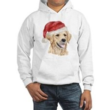 Christmas Golden Retriever Hoodie