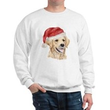 Christmas Golden Retriever Sweatshirt