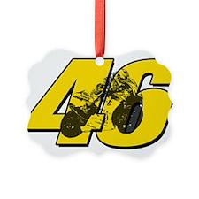 46ghostmini Ornament