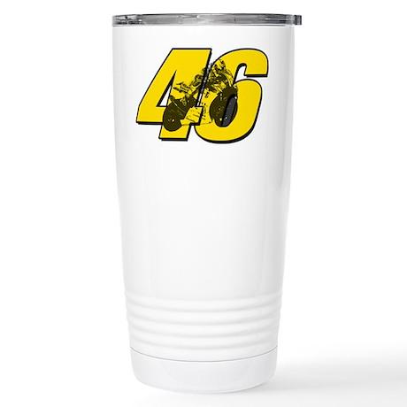 46ghostmini Travel Mug