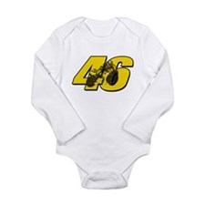 46ghostmini Body Suit