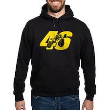 46ghostmini Hoody