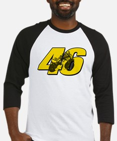 46ghostmini Baseball Jersey